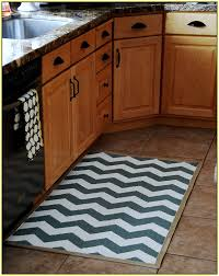 Chevron Kitchen Rug Fantastic Chevron Kitchen Rug With Chevron Kitchen Rug Home Design