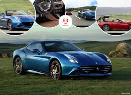 Ferrari California Light Blue - 2015 ferrari california t caricos com
