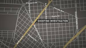 7th Ward New Orleans Map by Nopd Man Shot On St Bernard And Broad In The 7th Ward Wwltv Com