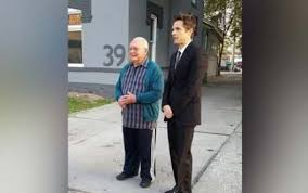 Brandon Flowers Mormon Org - brandon flowers features his 86 year old elementary teacher on new