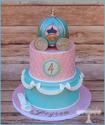 cinderella birthday cake awesome blue and pink cinderella carriage birthday cake between