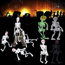 halloween party decorating halloween scary terror human skeleton bone halloween party