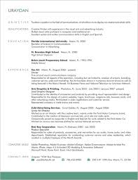 Best Buy Resume by Yoa Creative Resume Contact