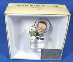 hallmark ornament 2000 frosty friends porcelain pewter igloo frosty