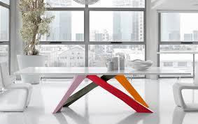tavoli da design tavolo da pranzo big table by bonaldo arredare con stile
