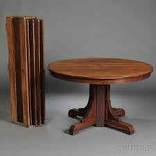 stickley dining room search all lots skinner auctioneers