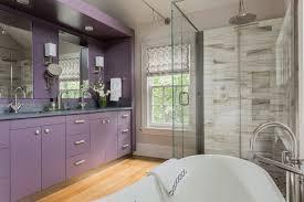 Gray Purple Bathroom - bathroom sweet home design with purple bathroom ideas u2014 venidair com