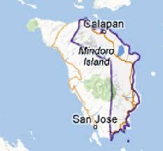 san jose mindoro map mindoro map inquirer global nation inquirer global nation