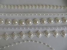 pearl lace lace pearl ribbon ebay