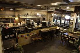 korea vintage cafe interior production design by screenart http