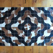 Cowhide Home Decor by Geometric Cowhide Rug Home Decor Cowhide Rug Sale Cowhide