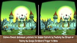 halloween cardboard vr android apps on google play