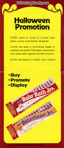 who has halloween candy on sale the curtiss candy company u0027s 1973 halloween sales brochure
