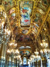Foyer In Paris File Ceiling In The Front Foyer Garnier Opera House Paris