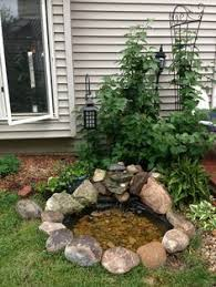 Backyard Ponds And Fountains Small Backyard Ponds Bing Images Ideas For The Outside Of Our
