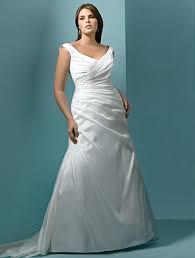 trendy affordable plus size wedding dress