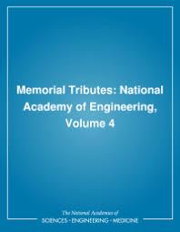 memorial tributes memorial tributes volume 7 the national academies press