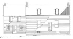 file benjamin blackiston house drawing north elevation png