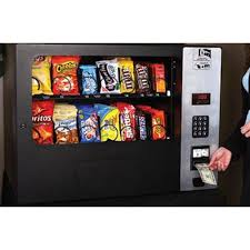 14 Column Snack Vending Machine Tabletop Snack Vending Machines