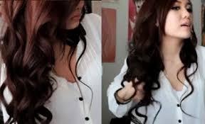 model rambut keriting gantung fashion diahsintya jenis rambut keriting