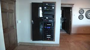 organize home network closet