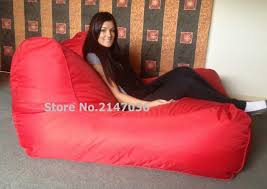 Red Leather Bean Bag Chair Aliexpress Com Buy Sunbrella Indoor Outdoor Bean Bag Chair In