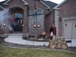 Pirate Decorations Homemade Pirate Yard Props And Decoration Halloween Pinterest