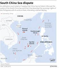 Spratly Islands Map What Does The South China Sea Ruling Mean And What U0027s Next
