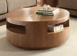 Round Dark Wood Coffee Table - round dark wood coffee table jerichomafjarproject org