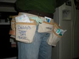 Mens Baby Shower Daddy U0027s Diaper Belt Too Funny Yours And Mine Daddy U0027s Diaper