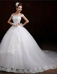 weddings dresses ballroom wedding dresses with flange and ruffle skirt wedding