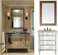 Frameless Bathroom Mirrors by Bathroom Cabinets Wood Framed Bathroom Mirror Master Pottery