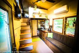 astounding tiny house with downstairs master bedroom living big
