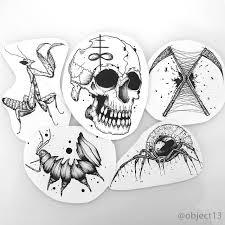 satan tattoo
