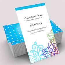 business card vertical with hand drawn flower pattern u2022 itw visions