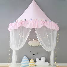 tente fille chambre pliable enfants tente fille princesse tipis pour enfants lit à