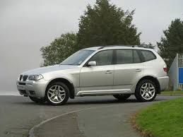 bmw x3 2006 manual used bmw x3 2006 silver colour diesel 2 0d m sport 5 door 4x4 for