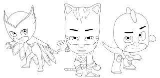 pj masks coloring7 com