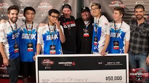 cineplex uniform settodestroyx winning 50k at cineplex world gaming uncharted4