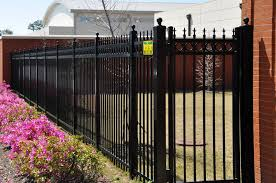ornamental steel and aluminum fencing westside fence co inc