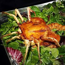 makes edible roasted facehugger and now she s not