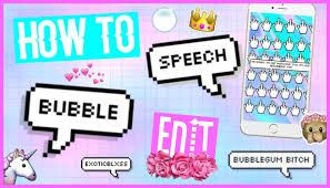 cara membuat tulisan gif secara online how to make pixel speech bubble tumblr edit pc and ios iphone