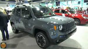 anvil jeep renegade 2016 jeep renegade trailhawk exterior and interior zürich