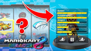 winning color combos in the fastest kart bike in mario kart 8 deluxe win every time using