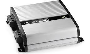 jl audio jx500 1d mono subwoofer amplifier u2014 500 watts rms x 1 at