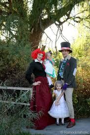 Alice Wonderland Halloween Costumes Kids Remodelaholic Fun Family Halloween Costume Ideas