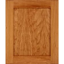 shop schuler cabinetry sugar creek 17 5 in x 14 5 in pecan stained