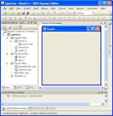 form designer an information reference and tutorial on the windows forms the