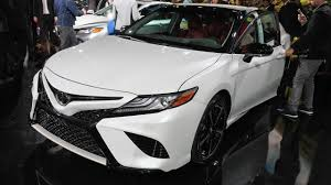 toyota camry 2019 india bound 2018 toyota camry in 6 live images