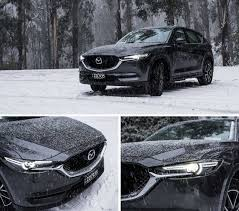 mazda aus a winter snow escape with the mazda cx 5 feat alex u0027chumpy